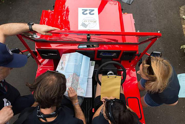 """20th Edition of the """"Rallye Beachcomber Tours"""": The Human"""