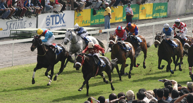 Horse races in Mauritius: An unrivalled, must see event!