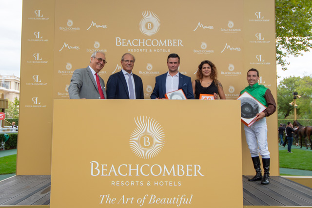 Beachcomber welcomes its partners for its annual horse racing event at ParisLongchamp