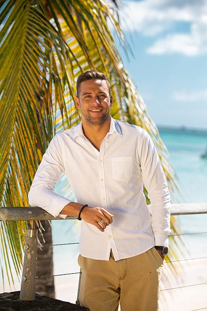 Chad Le Clos au Trou aux Biches Beachcomber : « J'ai encore beaucoup de choses à prouver »