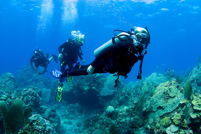 Mauritius: the perfect place to learn to dive as a family