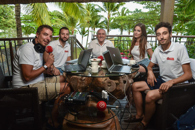Event: Trou aux Biches Beachcomber Golf Resort & Spa Hosts Radio One FM