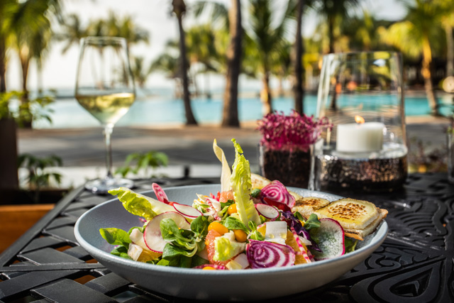Dina's, a new bistronomy dining experience at Dinarobin Beachcomber