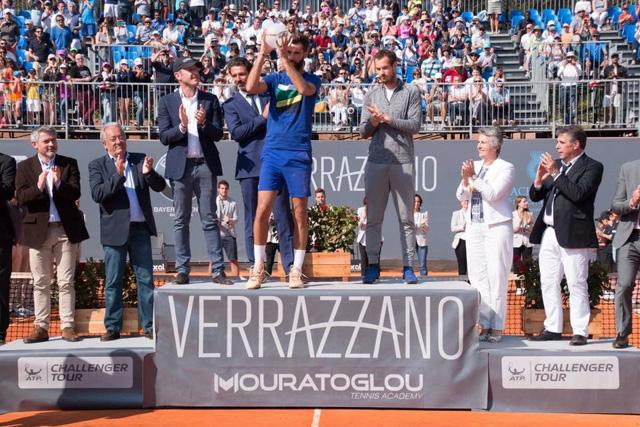 Beachcomber French Riviera: The Verrazzano Open enjoys a successful premiere