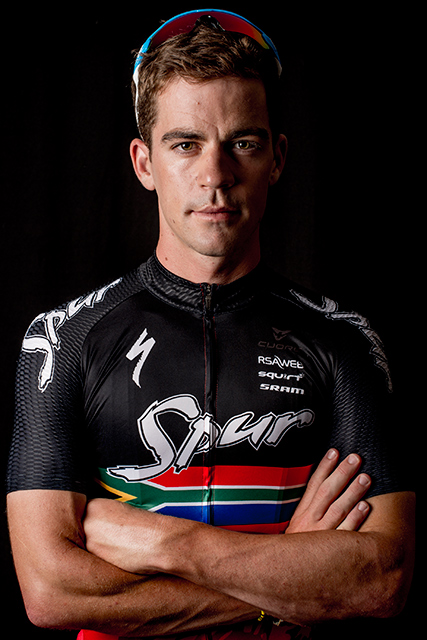 Mauritius Tour Beachcomber 2018: South African rider James Reid supports the Tour's third edition