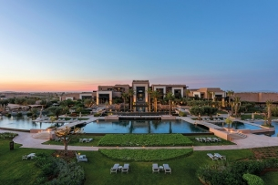 Royal Palm recognizes amongst the best hotels in Morocco by HotelsCombined