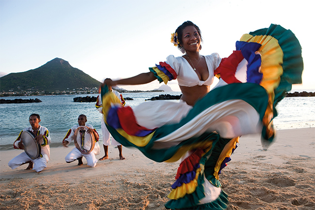 "The origins of the ''Sega"" : African rhythm turned into rhythm of the Islands"