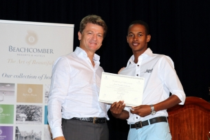 Training in hospitality trades for 2,000 young Mauritians