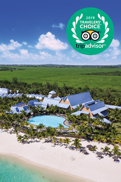 Trip Advisor Travelers' Choice Awards 2019: Victoria Beachcomber Resort & Spa rewarded