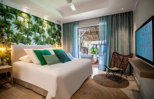Paradis Beachcomber Villas unveil a fresh new look