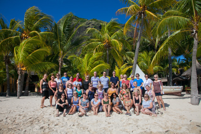 Event: Beachcomber Tours UK celebrates its 30th anniversary