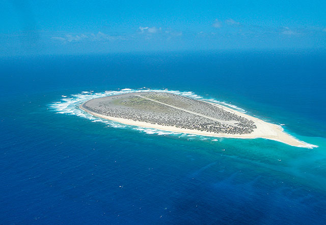 Tromelin: The island of forgotten slaves