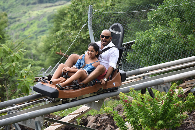 Tulawaka Gold Coaster: Discover Summer Tobogganing!