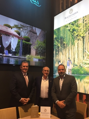The Beachcomber Collection of Hotels in the spotlight at WTM