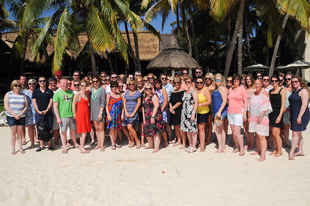 "Event: Beachcomber Resorts & Hotels hosts the UK ""Big 50"""