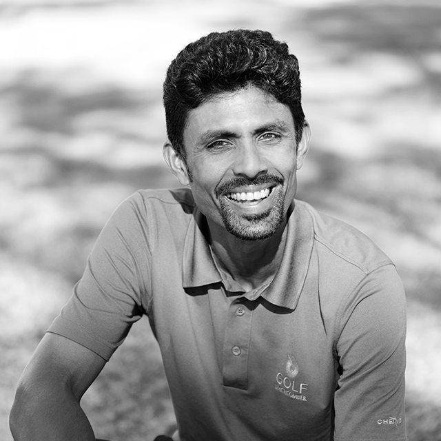 Hans Jeewajee, Golf Instructor - Paradis Beachcomber Golf Resort & Spa: