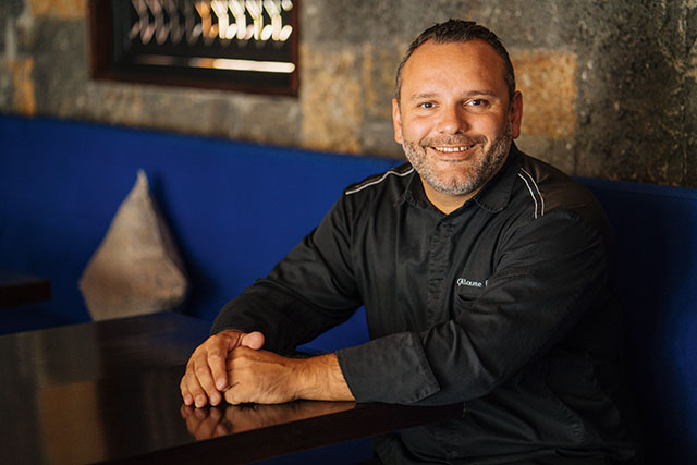 Guillaume Bregeat appointed Executive Chef of Dinarobin Beachcomber