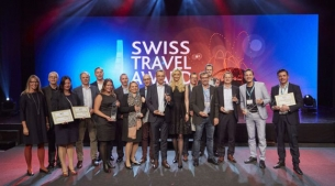 Beachcomber Resorts & Hotels honoured as best hotel chain at Swiss Travel Awards