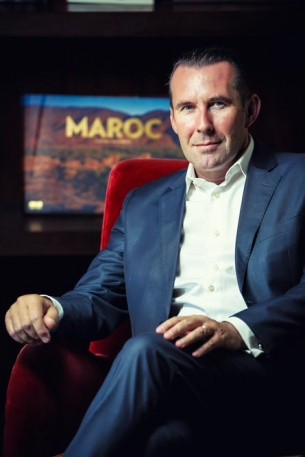 Loïc Launay appointed Hotel Manager of Royal Palm Beachcomber Luxury Marrakech