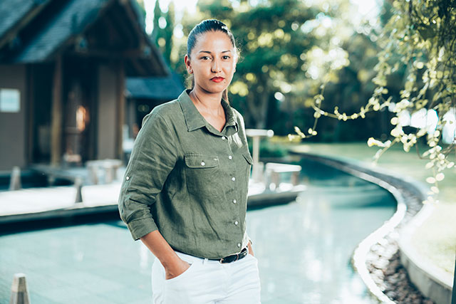 Queensly Fong Periatamby - Rooms Division Manager at Trou aux Biches Beachcomber Golf Resort & Spa : Setting the tune for a heavenly stay