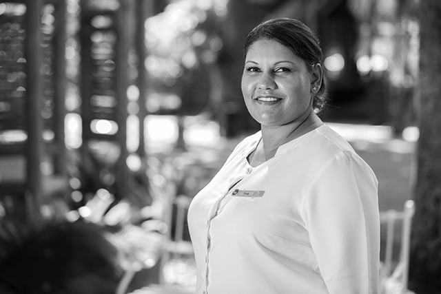 "Encounter with Tina Keesoondoyal, Wedding Coordinator, Shandrani Beachcomber Resort & Spa : ""Clients must feel like in heaven."""