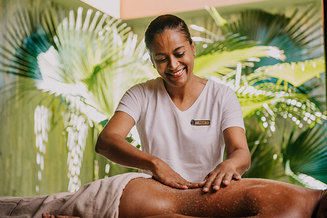 The benefits and virtues of massages : An ancient therapy for the wellbeing of the body and mind
