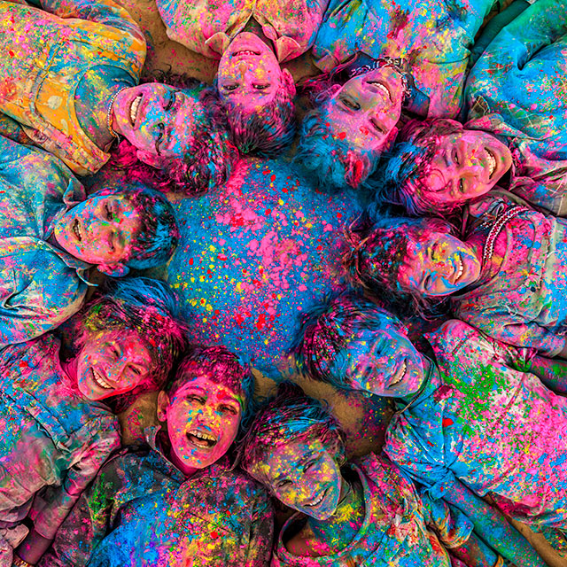 Celebrating Holi: Victory of Good over Evil