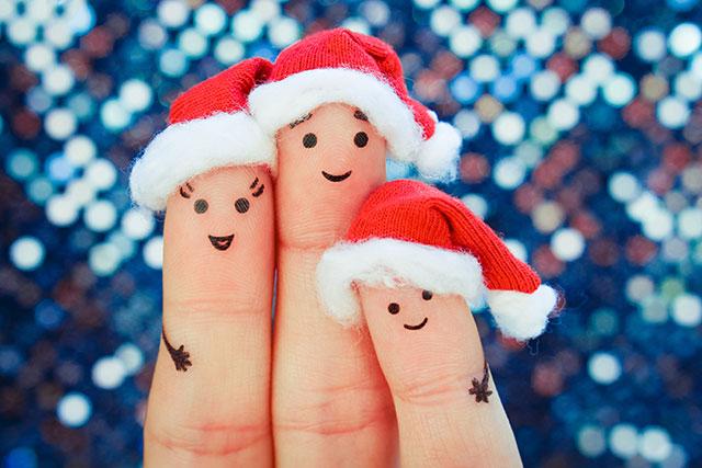 Six activités de Noël à faire en famille