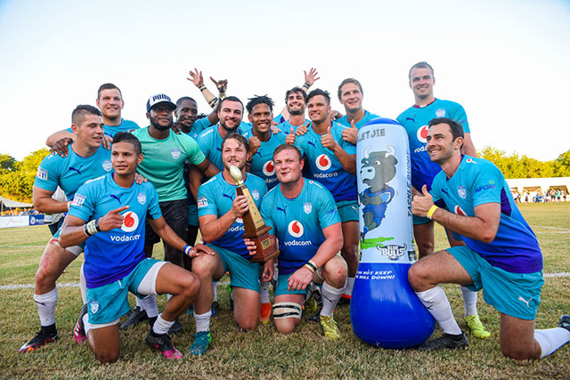 Beachcomber World Club 10s 2018:  Vodacom Bulls champions for second year in a row
