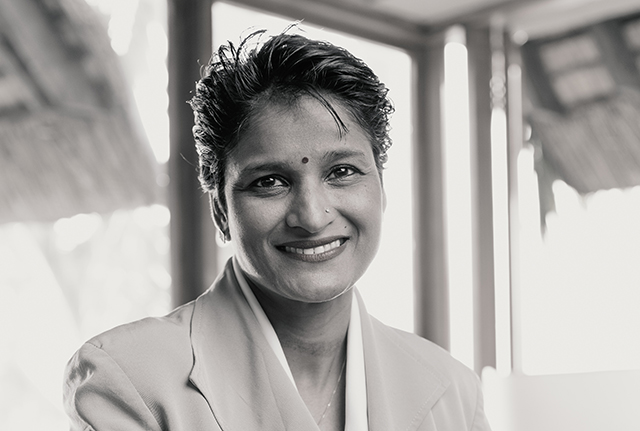 "Veena Ramphul, restaurant artisan, Royal Palm Beachcomber Luxury: ""I do the best job in the world"""